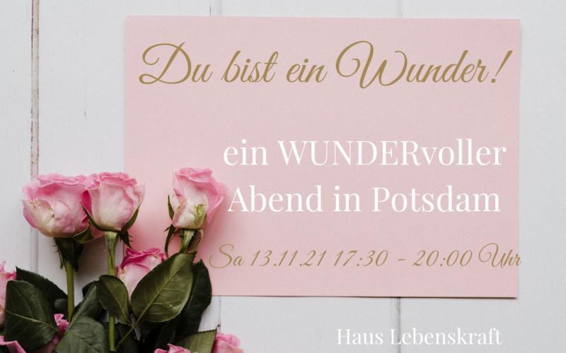 Vortrag Ein Kurs in Wundern Potsdam